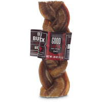 Good Lovin' Braided Bully Stick Dog Chew, 5-inch, Pack of 1