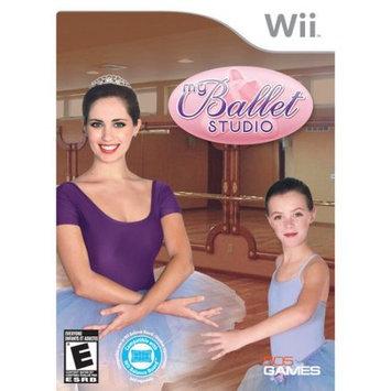 Games My Ballet Studio (Nintendo Wii)