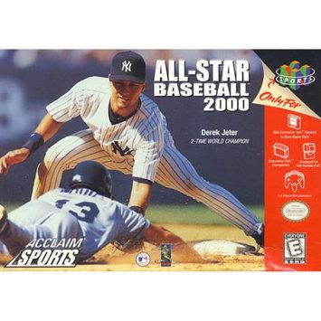 Acclaim ALL-STAR BASEBALL 2000 -NINTENDO 64
