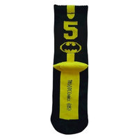 DC Comics Boys' DC Comic™ Athletic Socks BLK M