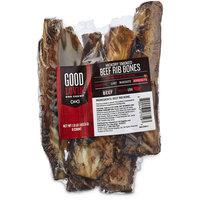 Good Lovin' Hickory Smoked Rib Bone Dog Chew, Pack of 6