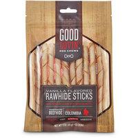 Good Lovin' Vanilla Flavored Rawhide Stick Dog Chews, 3 oz.
