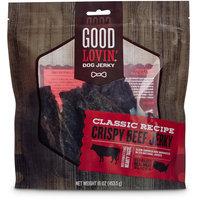 Good Lovin' Classic Recipe Crispy Beef Jerky Dog Treats, 16 oz.