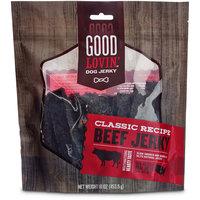 Good Lovin' Classic Recipe Beef Jerky Dog Treats, 16 oz.