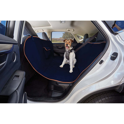 Good2Go Quilted Hammock Seat Cover for Pets in Blue, 58