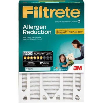 Nexcare Filtrete Allergen Reduction Air and Furnace Filter, 16