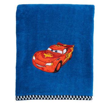 Disney's Cars Bath Towel, Blue