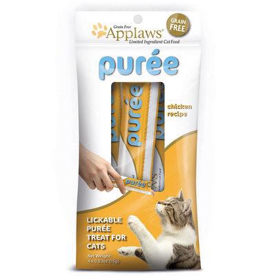 Applaws Chicken Puree Cat Treats, 1 oz.