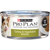 PRO PLAN® NUTRITION THAT PERFORM® Turkey & Vegetable Entree In Gravy
