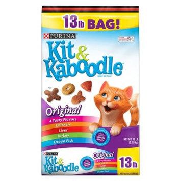 Purina® Kit & Kaboodle Original Dry Cat Food - 3.15lbs