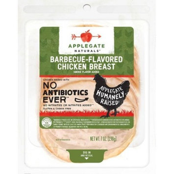 Applegate Natural Barbecue-Flavored Chicken Breast - 7oz
