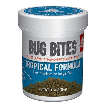 Hagen Fluval Bug Bites Granules for Medium-Large Tropical Fish 1.59oz