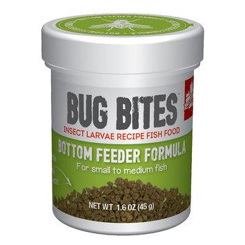 Hagen Fluval Bug Bites Granules for Small-Medium Bottom Feeders - 1.59oz