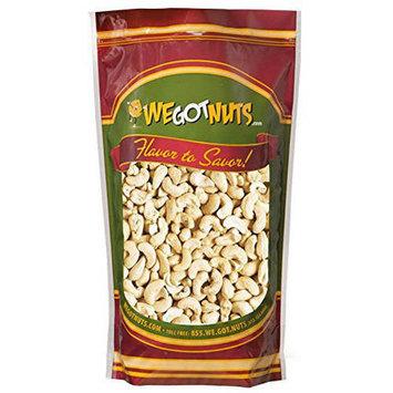 We Got Nuts Whole Raw Cashews, 7 lbs