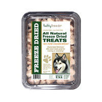 Healthy Breeds 840235146537 8 oz Siberian Husky All Natural Freeze Dried Treats Chicken Breast