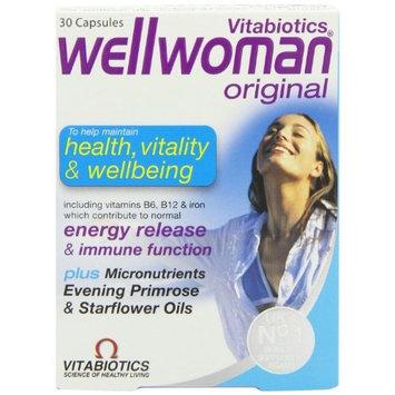 Wellwoman Advanced Vitamin & Mineral Formula With Evening Primrose & Starflower Oils 30 Capsules