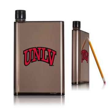 Keyscaper University of Nevada - Las Vegas 14oz A5 Smoke Flat Water Bottle