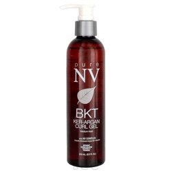 Pure NV BKT Ker-Argan Curl Gel 8.5 oz