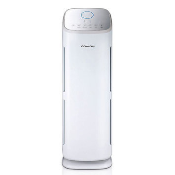 Coway Tower Mighty True Hepa Air Purifier, White