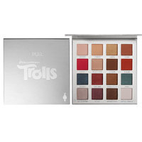 PUR DreamWorks Trolls Eyeshadow Palette, Multicolor
