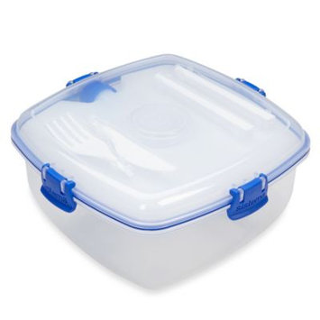 Sistema Chill It To Go 43.9oz, Clear