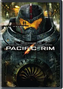 Pacific Rim Dvd from Warner Bros.