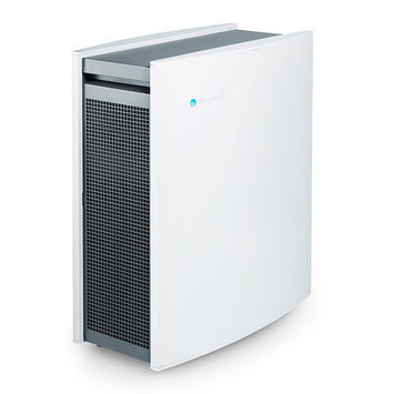 Blueair - Classic Console Air Purifier - White