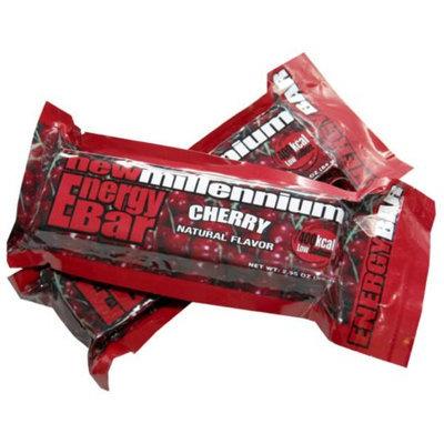 Millennium Foods Cherry Millennium Food Bars (Case of 144)