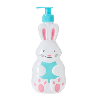 Simple Pleasures Vanilla Frosting Bunny Hand Soap, Multicolor