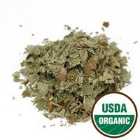 Starwest Botanicals Organic Strawberry Leaf C/S