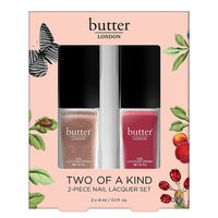 butter London Two of a Kind 2-pc. Nail Lacquer Set, Multicolor