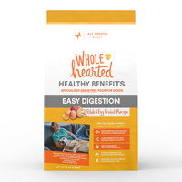 WholeHearted Grain Free Healthy Benefits Easy Digestion Potato and Egg Product Recipe Dry Dog Food, 5 lbs.