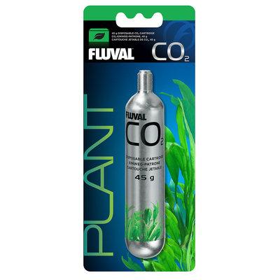 Hagen Fluval Pressurized Disposable CO2 Cartridge, 45 gram
