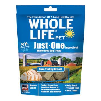 Whole Life Freeze-Dried Dog & Cat Treats Venison 2 oz