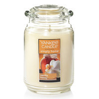 Yankee Candle simply home Vanilla Honey Large Jar Candle, Multicolor