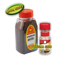 Size Marshalls Creek Spices Sprinkles Chocolate Seasoning, 10 Ounce