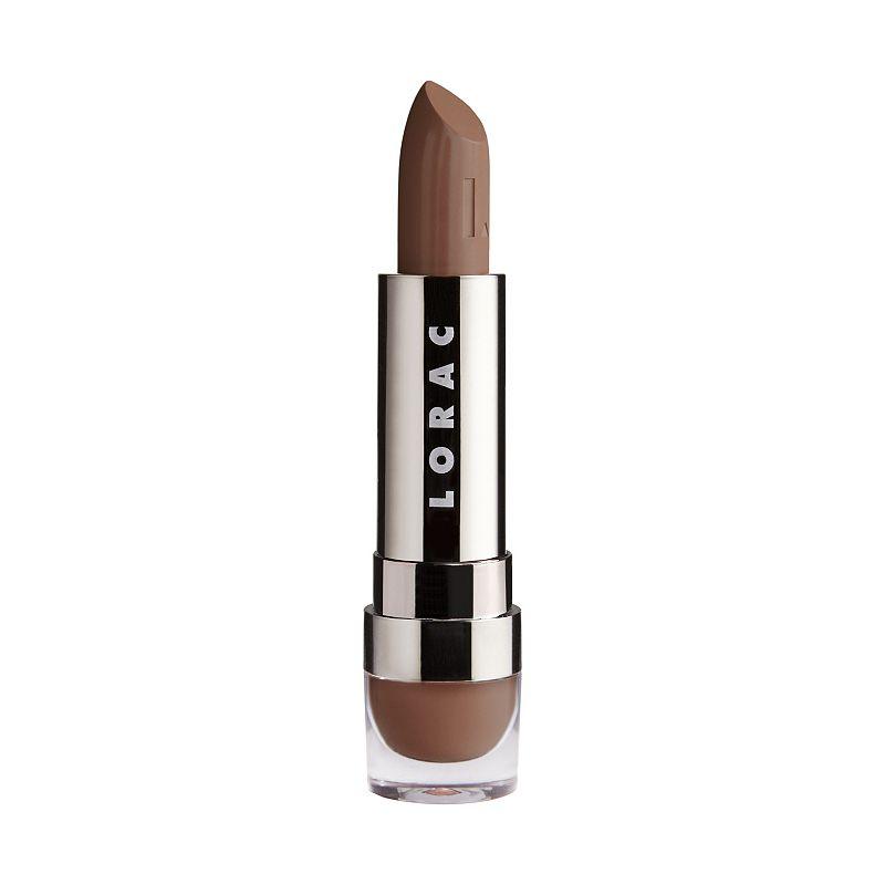 LORAC Alter Ego Satin Finish Lipstick, Brown