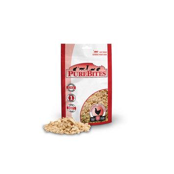 PureBites Chicken Breast Super Value Size Freeze Dried Cat Treats, 2.3 oz.