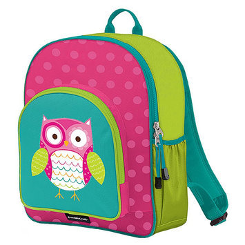 Crocodile Creek Owl Backpack