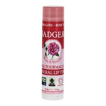 Badger Company, Mineral Lip Tint, Rose Tourmaline - .15 oz