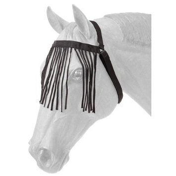 Tough 1 Miniature Horse Fly Veil Black