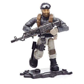Mega Construx Call Of Duty Captain Price Building Set
