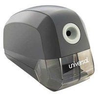 Universal Office Products 30000 Contemporary Design Electric Pencil Sharpener Black