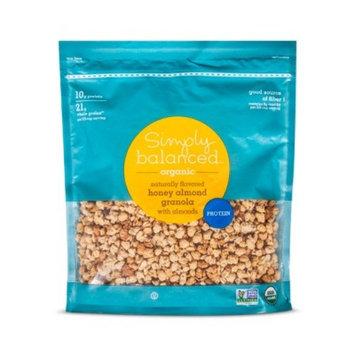 Honey Almond Granola Family Size - 24oz - Simply Balanced™
