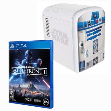 Cokem Battlefront 2 PS4 R2D2 Fridge Bundle(PS4)