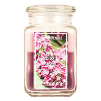 Fresh Lilac 17-oz. Candle Jar, Purple