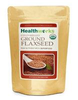 Healthworks Flaxseed Cold-Milled Ground Raw Organic, 2 lb (32 oz)