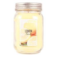 Lemon Twist 12.5-oz. Mason Jar Candle, Yellow