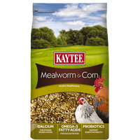 CENTRAL - KAYTEE PRODUCTS, INC MEALWORMS & CORN TREAT 3LB