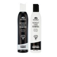 Marc Daniels Charcoal Clarifying & Detoxifying, Cleansing Shampoo and Conditioner Set